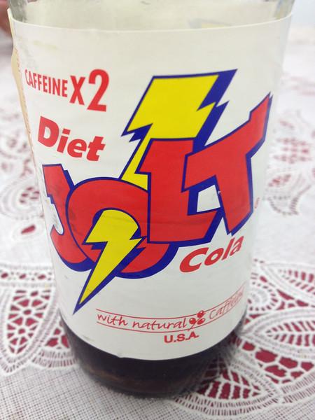 Diet Jolt Cola